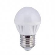 Ecola Light Globe  LED Eco 3,0W G45 220V E27 2700K шар 75x45